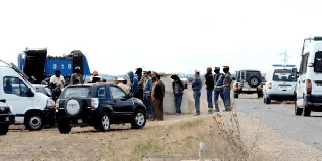 Affrontements à proximité de l'aéroport d'Agadir