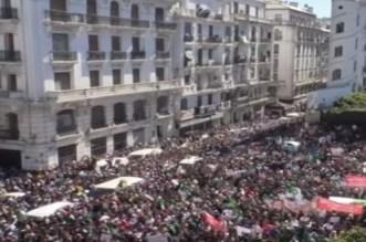 Protestations en Algérie: décès d'un manifestant
