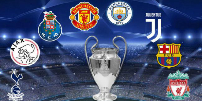 Champions League Tirage Image: Tirage Au Sort De La Champions League: EN DIRECT