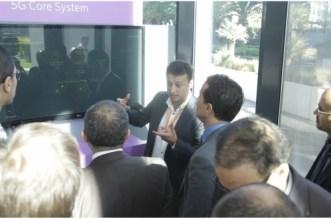 Rabat: Premières démonstrations de la 5G par Ericsson et Maroc Telecom