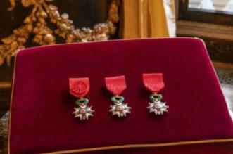 Rabat: trois Marocains reçoivent la Légion d'Honneur
