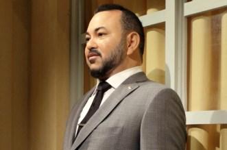 Le roi Mohammed VI au musée Grévin (PHOTOS)