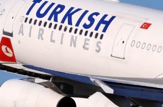 Des passagers de Turkish Airlines ont eu une grosse frayeur
