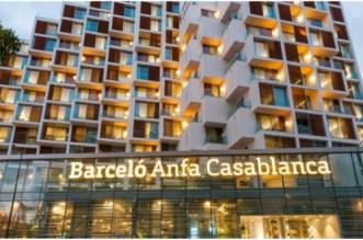 "L'hôtel Barcelo Anfa Casablanca a fait son ""Grand Opening"""