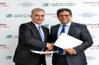 CDM renouvelle son soutien à l'Orchestre Philharmonique du Maroc