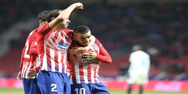 L'Atlético Madrid retarde le sacre du Barça (VIDEO)