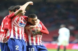 L'Atlético Madrid retarde le sacre du Barça (VIDEO)