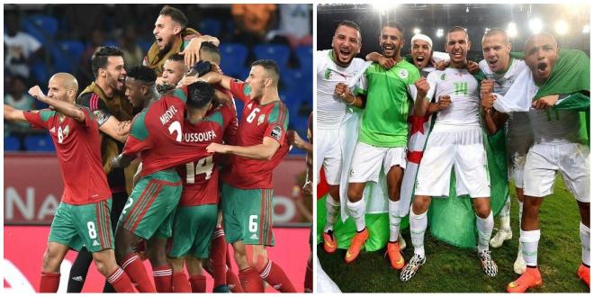 Un choc maroc-algérie avant la can 2019?
