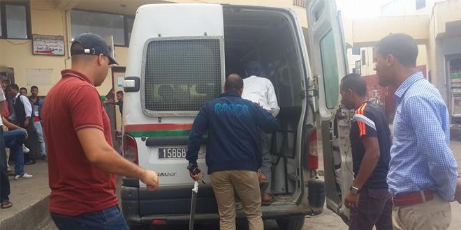 Tanger: un jeune de 31 ans arrêté à Béni Makada
