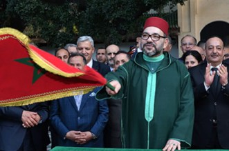 Le roi Mohammed VI attendu à Tanger