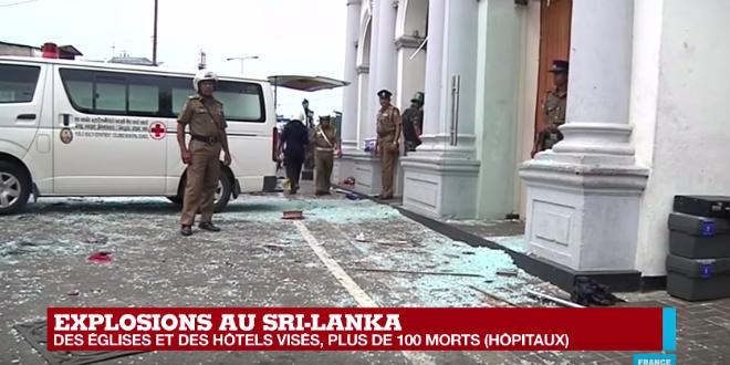 Sri lanka: daech revendique la série d'attentats