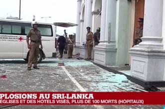 Sri Lanka: on connaît l'auteur de la série d'explosions