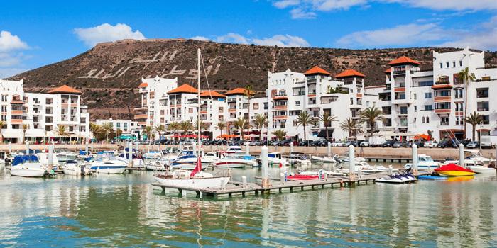 Tourisme: marrakech et agadir toujours au top (rapport)