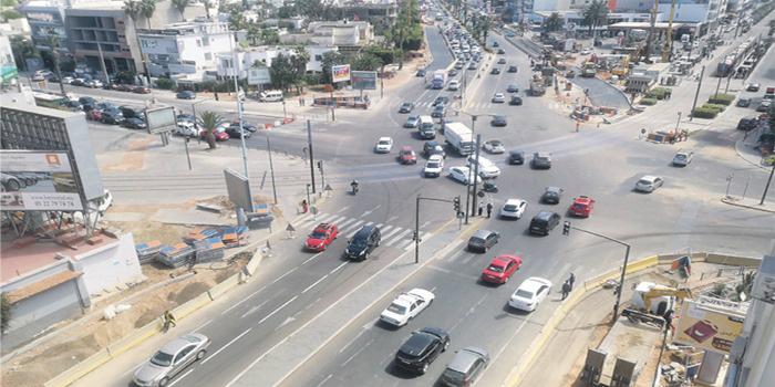 Casablanca: le carrefour Ghandi sera fermé à la circulation