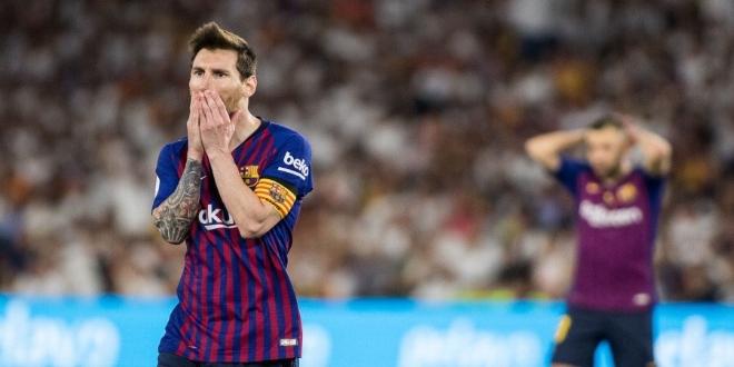 Après Messi et Suarez, nouveau coup dur pour le Barça