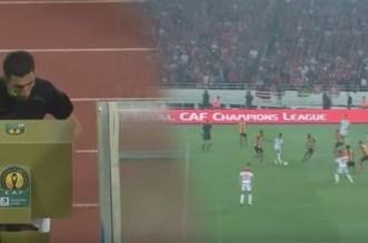 WAC-EST: le but des Rouges refusé par la VAR (VIDEO)