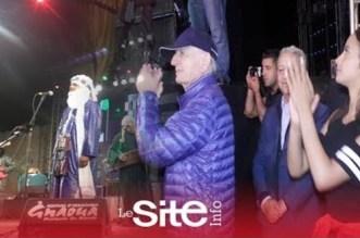 André Azoulay s'est ambiancé à Essaouira (VIDEOS)