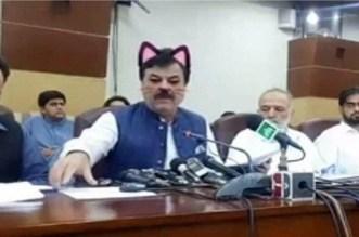 Un ministre devient la risée du Web à cause d'un filtre Snapchat