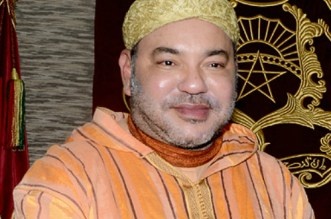Le roi Mohammed VI a écrit aux Souverains belges