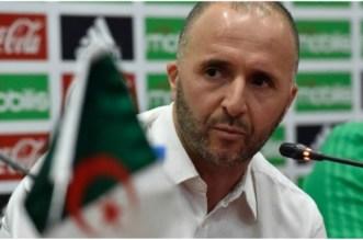 Ce qu'a dit Jamal Belmadi avant Maroc-Algérie