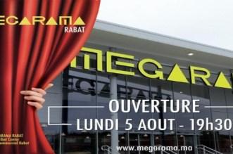 Megarama Rabat: un multiplexe de 12 salles pour les Rbatis