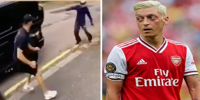 Arsenal - Özil et Kolasinac victimes d'un car-jacking à Londres