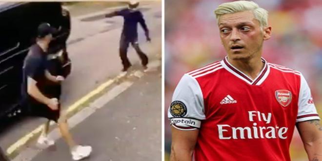 Arsenal : Mesut Özil et un coéquipier attaqués au couteau à Londres