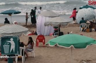 Casablanca: la plage de Aïn Diab est une honte (VIDEO)
