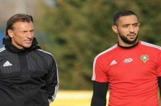 Le message émouvant de Mehdi Benatia à Hervé Renard (PHOTO)