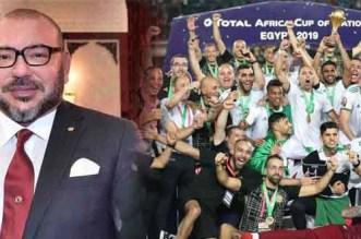 Le message fort du roi Mohammed VI au peuple algérien