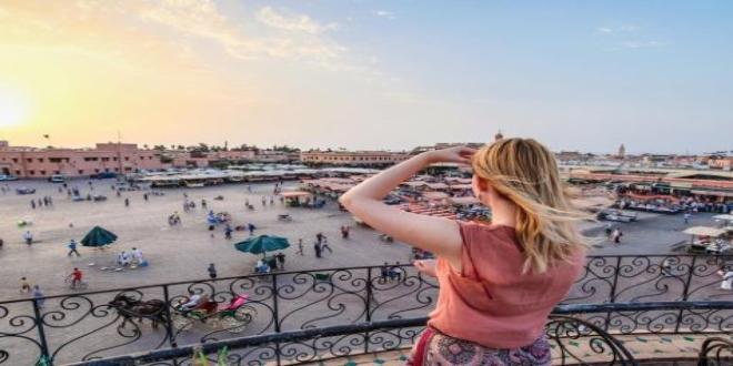 Marrakech: grâce aux gendarmes, une touriste l'a échappé belle