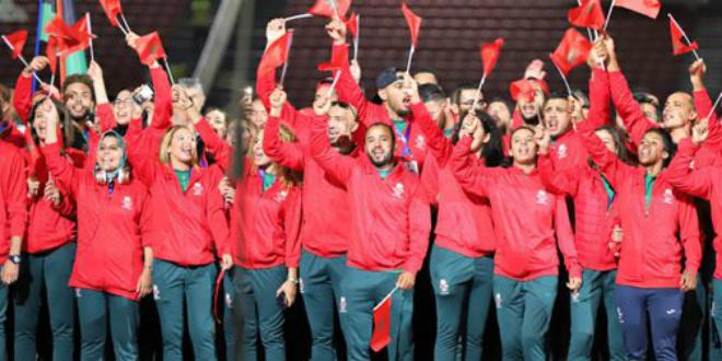 Jeux africains: le Maroc passe devant l'Algérie