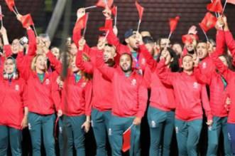 Jeux Africains: le Maroc bien placé au classement général
