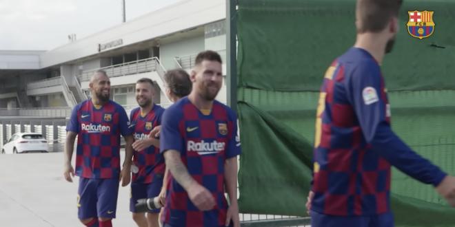 Messi encore absent contre le Betis — Barça