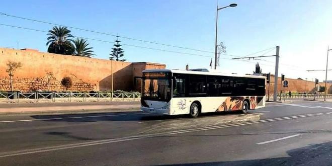 Rabat: un nouveau bus (déjà) attaqué par des jets de pierre