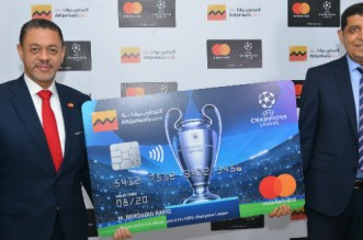 Attijariwafa bank lance sa nouvelle Mastercard Internationale