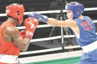 Boxe: le Marocain Amroug s'incline face au dominicain Polanco Rohan
