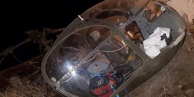 Crash d'un hélicoptère près d'Assilah: on en sait plus