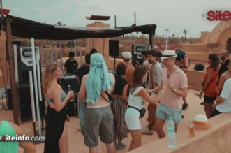 Atlas Electronic: un festival pas comme les autres à Marrakech (VIDEO)