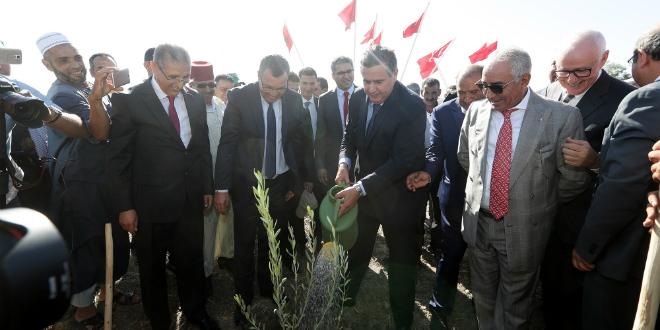 Aziz Akhannouch lance la campagne agricole à partir de Rabat-Salé