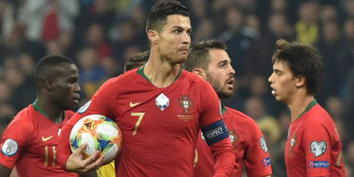 Ronaldo se rapproche du record de l'Iranien Ali Daei (VIDEO)