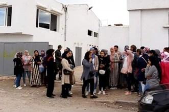 Tétouan: des centaines d'ouvriers livrés à eux-mêmes