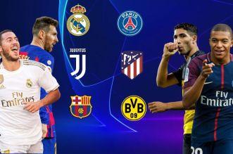 Ligue des Champions: voici les clubs qualifiés pour les huitièmes de finale