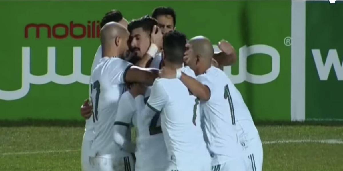 CAN 2021 (qualif): l'Algérie écrase la Zambie (VIDEO)