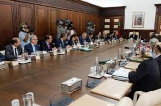 Rabat: ce qui est prévu jeudi au Conseil de gouvernement