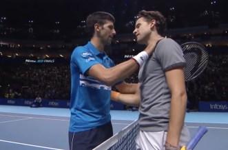 Vidéo: Djokovic-Thiem: un match de titans (Masters)