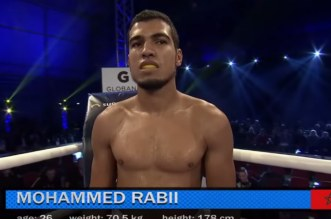 Boxe: 10/10 pour Mohammed Rabii (VIDEO)