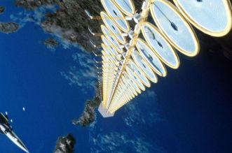 Une centrale solaire spatiale: l'incroyable projet de la Chine