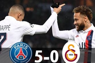 Champions League: Neymar écrase Belhanda (VIDEO)