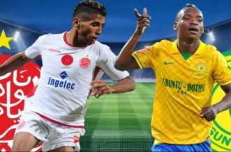 WAC-Sundowns: suivez le match en direct (Champions League)